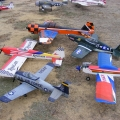 planes at echuca