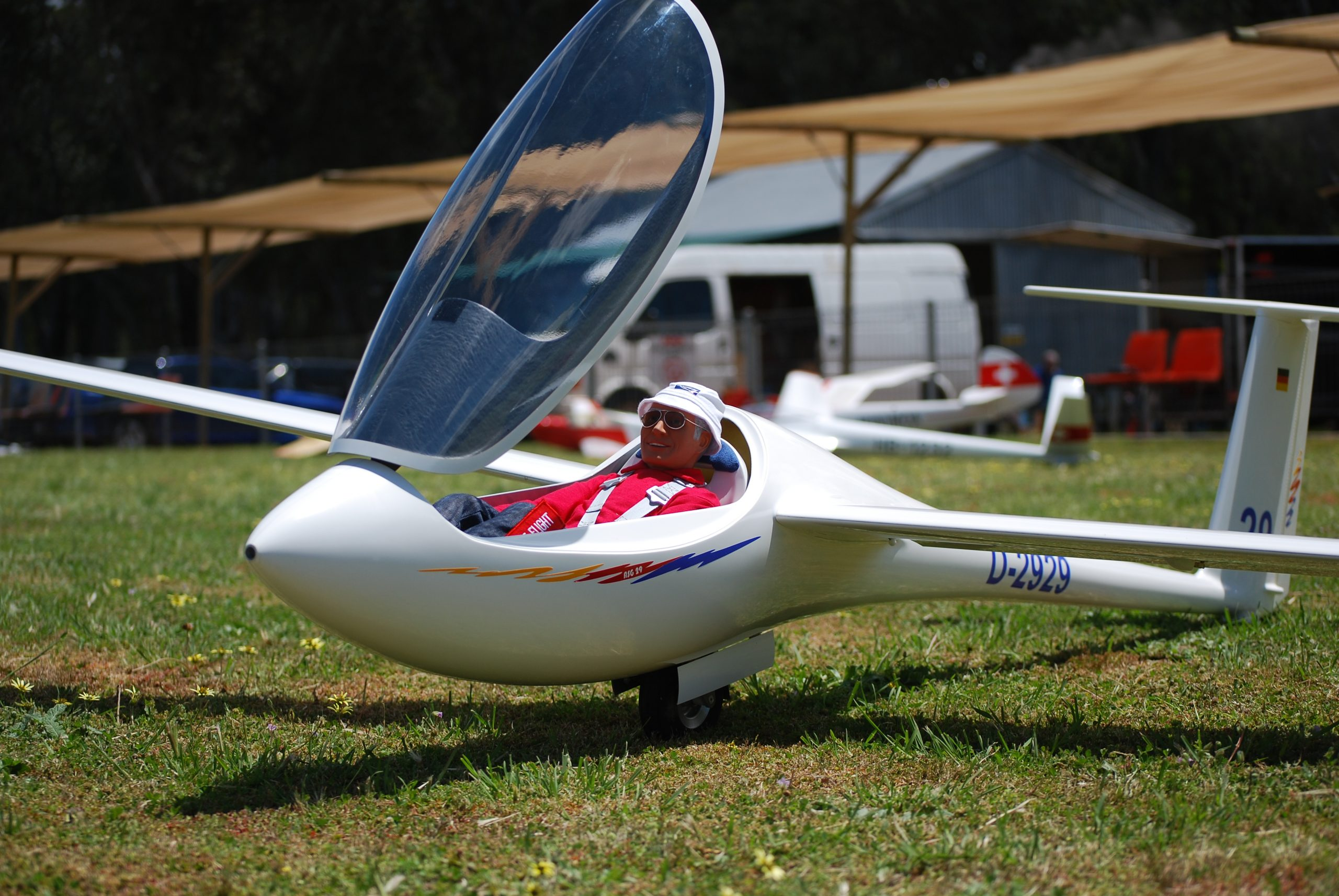 2010 Scale Aerotow event report